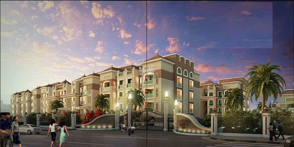Bhumi World Imperial Meadows - Elevation Photo