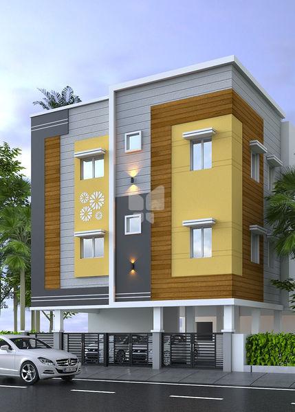 Navganesh Vijayalakshmi Nagar - Project Images