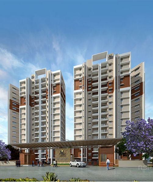 Prestige Sunrise Park - Elevation Photo