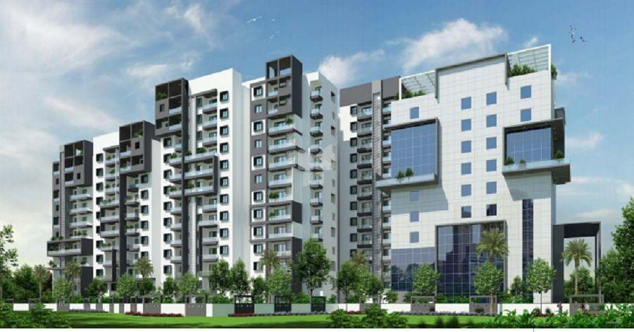 Keerthi Surya Shakti Towers - Elevation Photo
