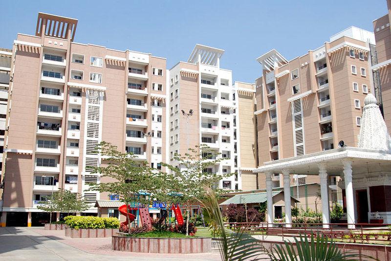 SMR Vinay Hi Lands - Project Images