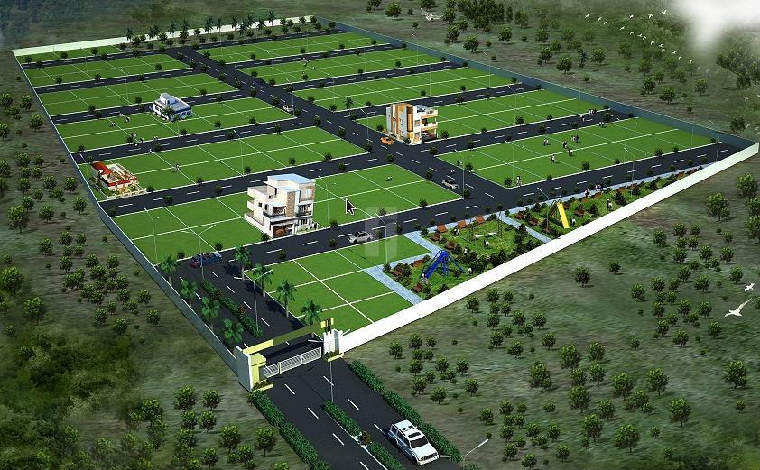 Paratus Green Meadows - Master Plans