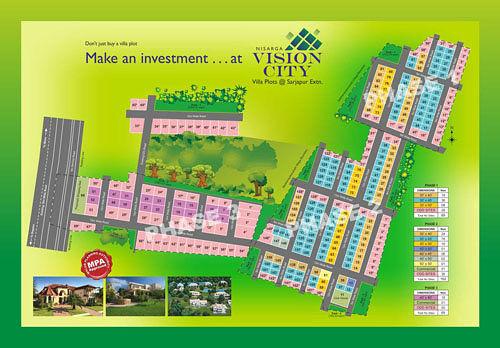 Tekton Vision City - Master Plans
