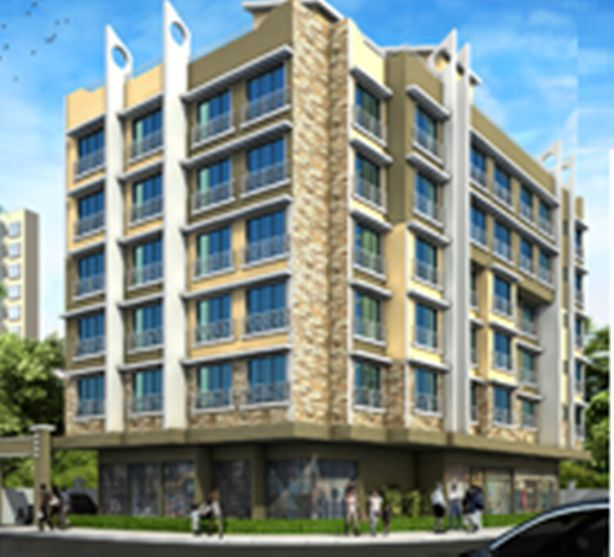 Jasmina Nutan Mahadeo Nagar - Elevation Photo