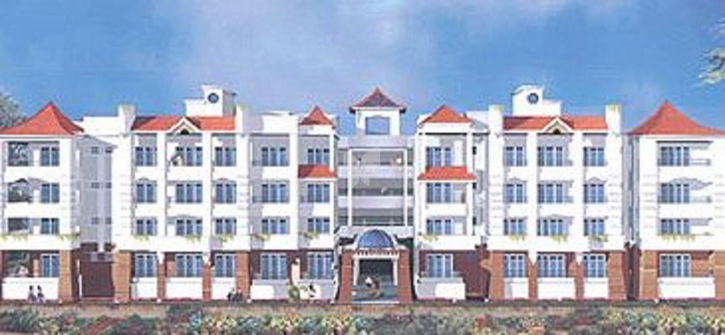 Sarvashri Krishna Gardenia Apartment - Project Images