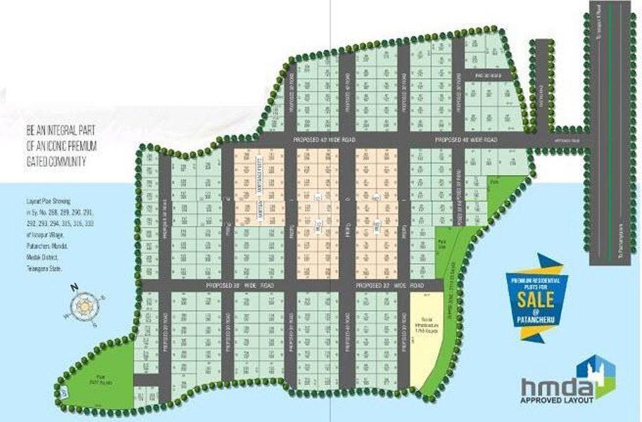 Virtusa Celosia Nest - Master Plans