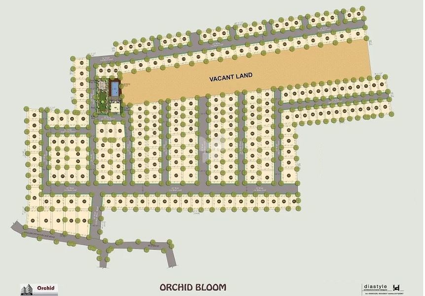 Orchid Bloom - Master Plan