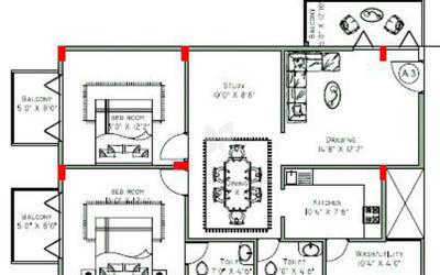 svs-sri-nilayam-in-ramamurthy-nagar-floor-plan-2d-gda