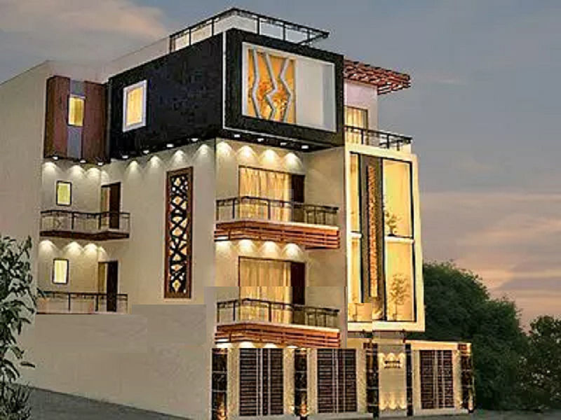 Rajdhani Palm Residency 2 - Project Images