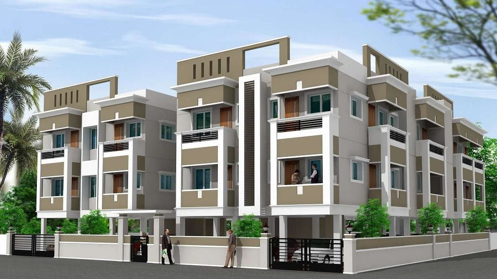 Manakula vinayagar apartments in nanmangalam chennai for Apartment design and development ltd