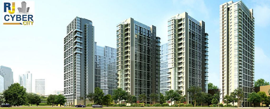 RJ Cyber City - Project Images