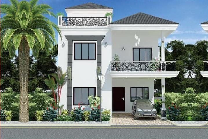 The Regent Villas - Elevation Photo