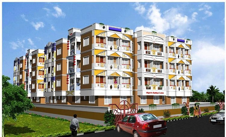Rajnis Sathyaloka - Project Images