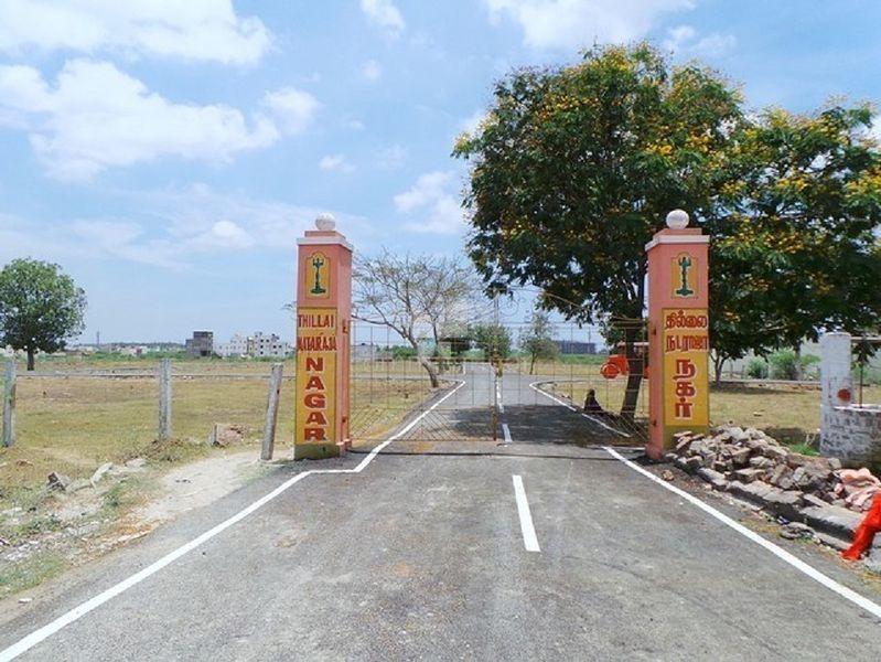 Madras City Thillai Nataraj Nagar - Elevation Photo
