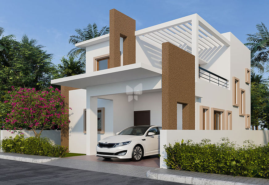ABI Nandhavanam - Elevation Photo