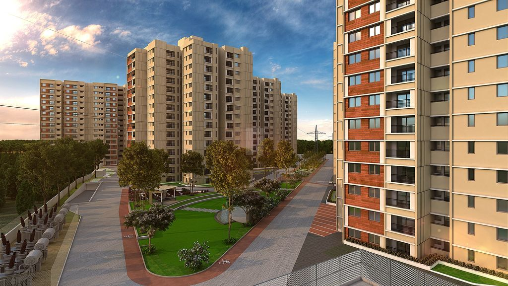 Sumadhura Eden Garden - Elevation Photo