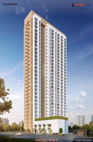 Lodha CasaViva - Elevation Photo