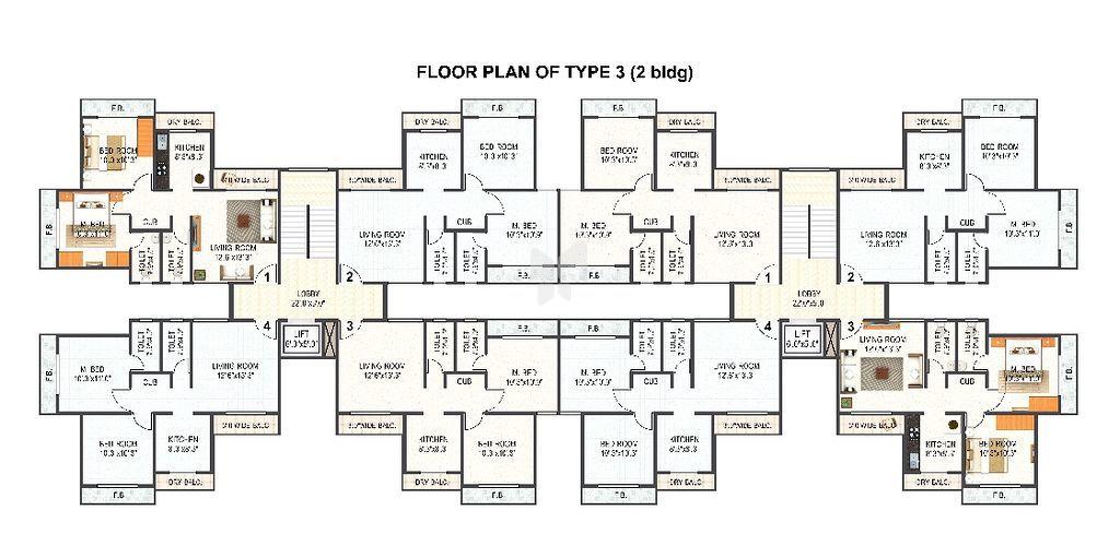 Karrm residency in shahapur mumbai price floor plans for X2 residency floor plan