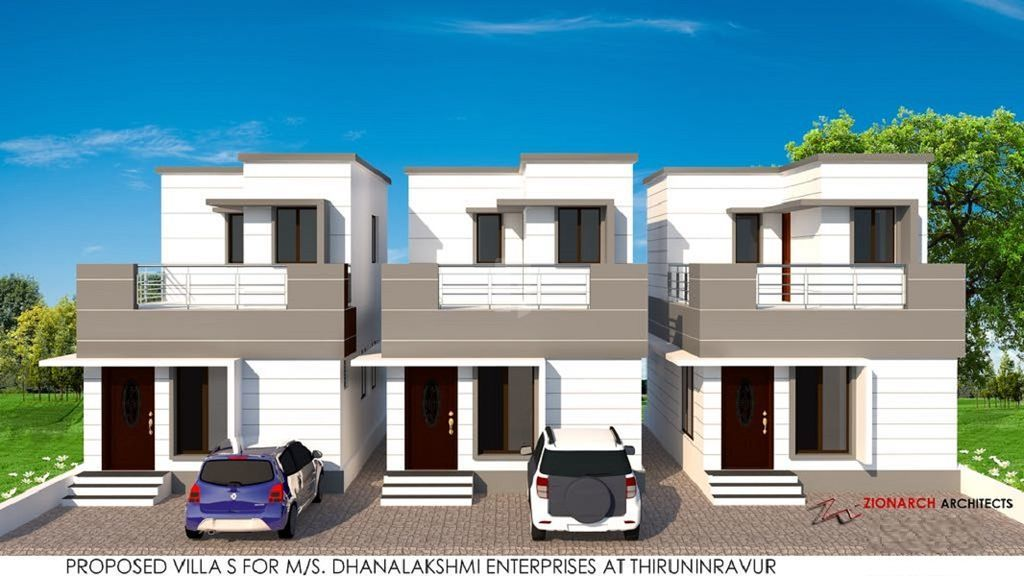 Dhanalakshmi Green Park - Elevation Photo