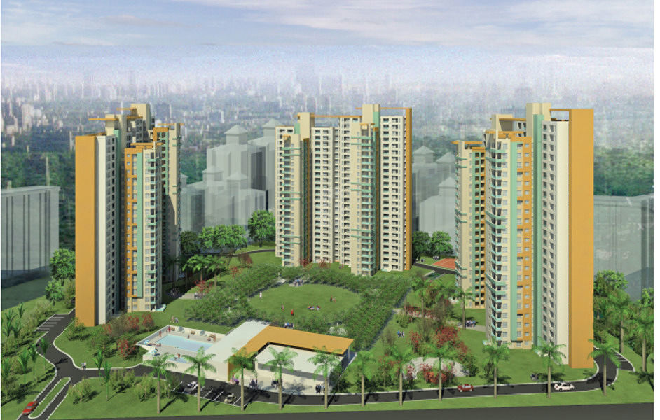 Unitech Verve - Elevation Photo