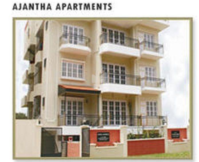Goni Ajantha Apartments - Elevation Photo