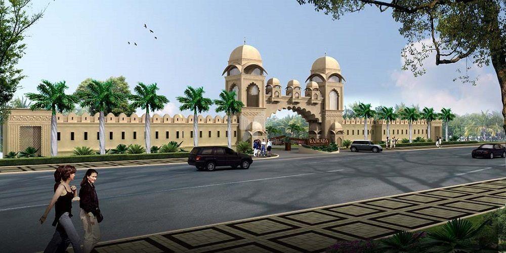 Tirupati Rajwada Heritage - Project Images