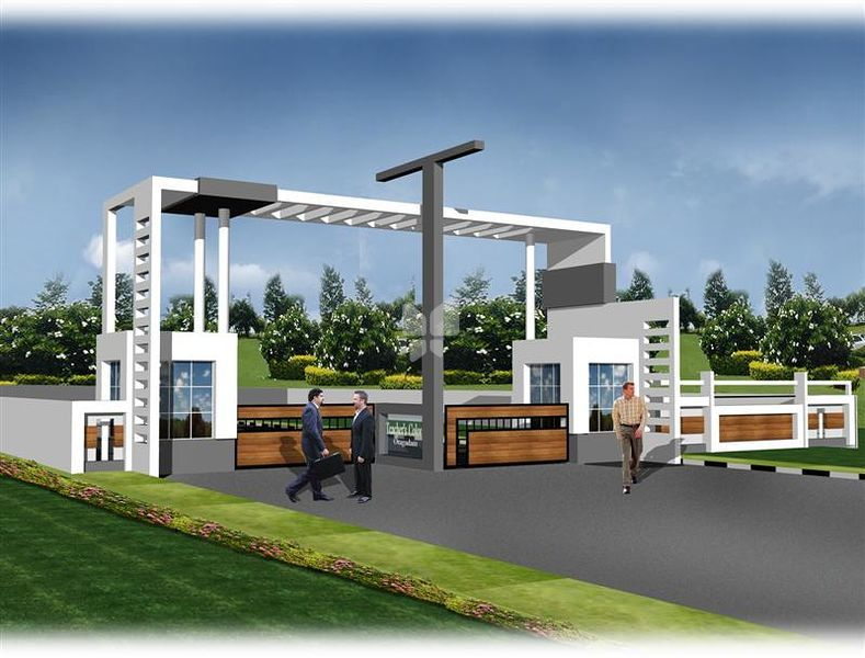 Adisesh Green City - Project Images