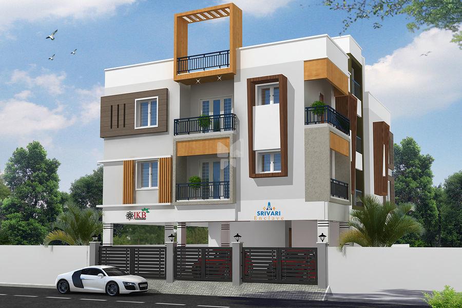 JKB Srivari Enclave - Project Images