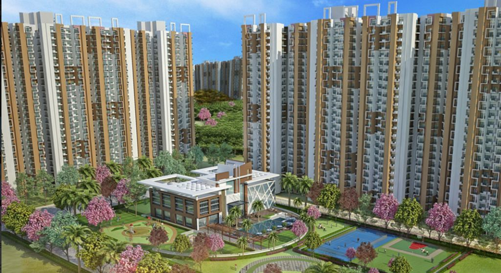 Amrapali dreen Valley - Elevation Photo