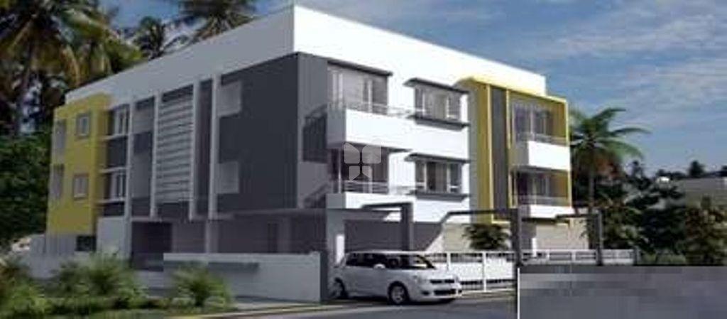 Sreenivas Thiruvanmiyur Apartment - Elevation Photo