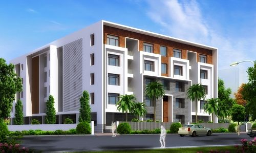 SV Homes Ganesh Ram - Elevation Photo