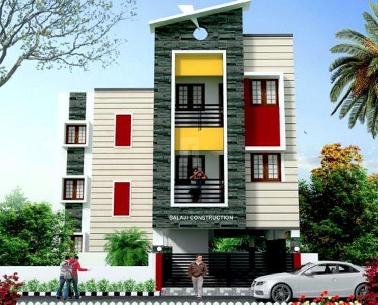 Balaji Construction Narasingapuram - Elevation Photo