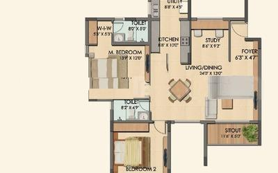 axis-experia-in-jp-nagar-8th-phase-location-map-w1z