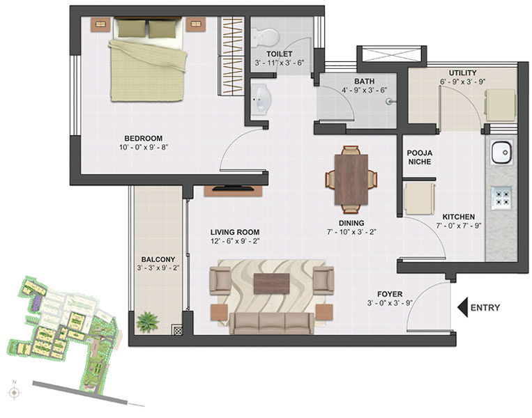 Apartment Goals Floor Plans Whats In Micro Units The