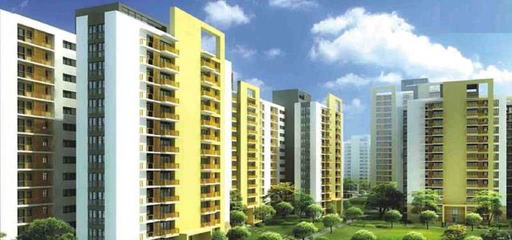 Jaypee Greens Kube - Project Images