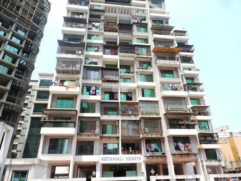 Siddharth Geetanjali Apartment - Elevation Photo