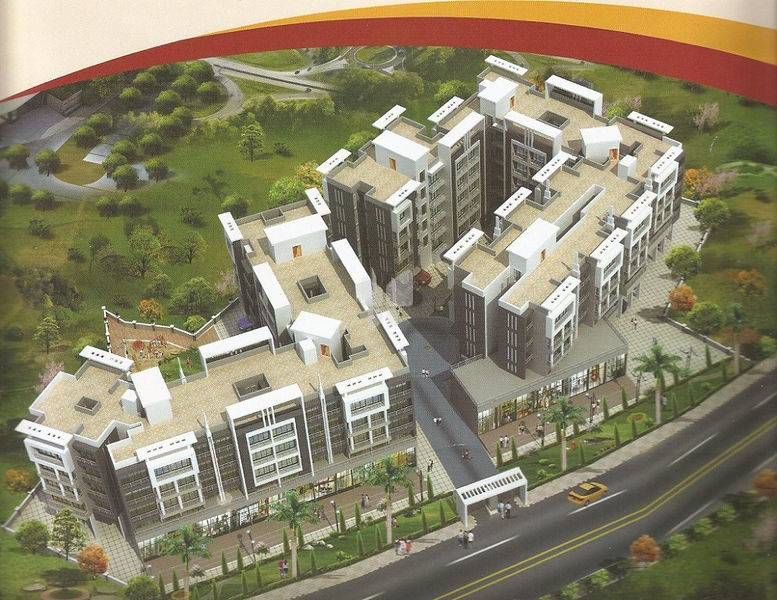 Purva Om Residency - Project Images