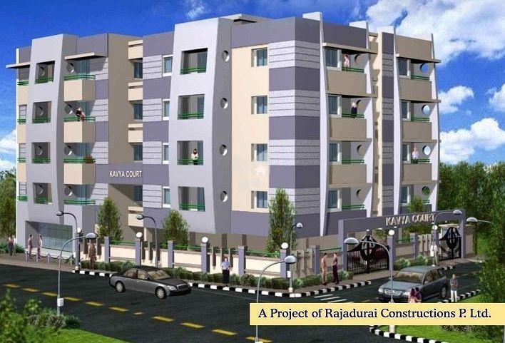 Rajadurai Kavya Court - Project Images