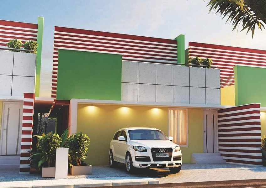 Manju Havisha Homes - Elevation Photo