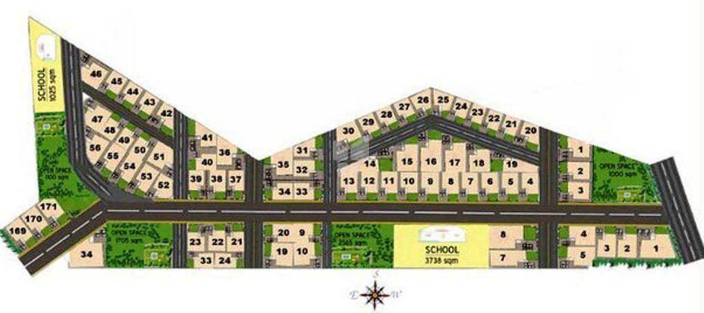 VMC Vrindavan Garden - Master Plans