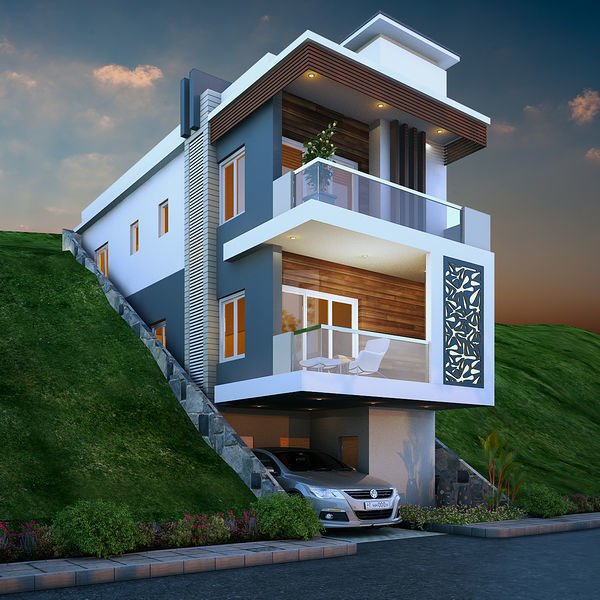 Onyx Kodai Green Valley - Project Images