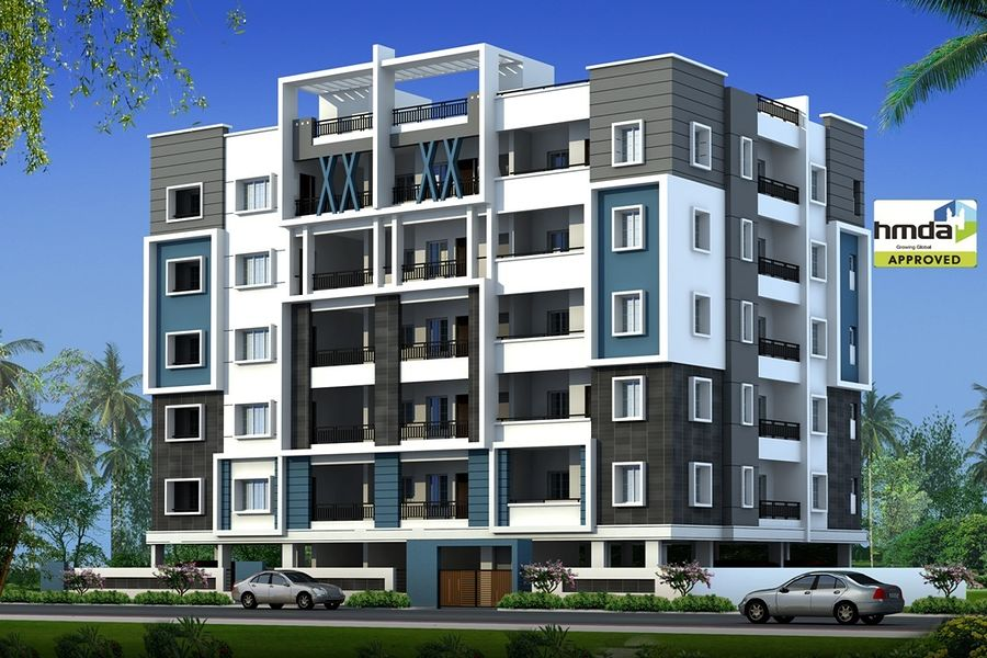 Akruthi elegant in manikonda hyderabad price floor for Apartment design guide sepp 65