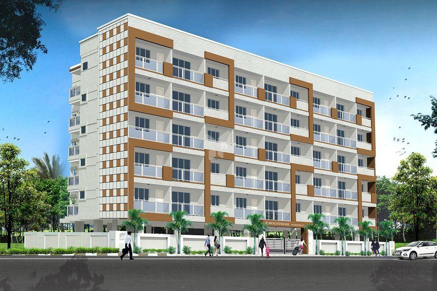 R Mountrose Apartment - Elevation Photo