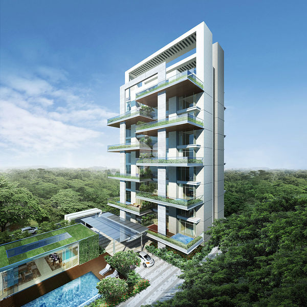 Get An Apartment: Skyi 5 Apartment In Baner, Pune By SKYi Developers