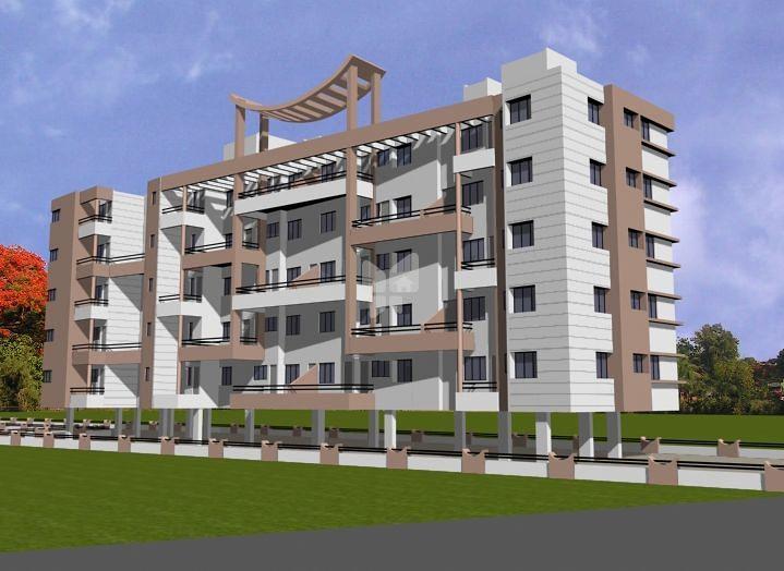 Vishwanath Apartment - Elevation Photo