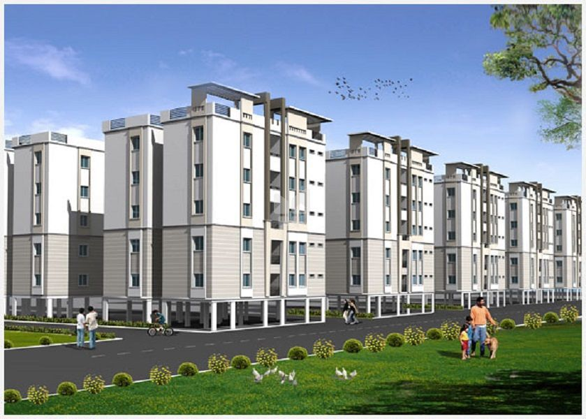 SriVanam Green Homes - Project Images