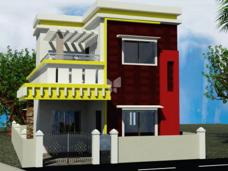 Eden Premium Villas - Elevation Photo