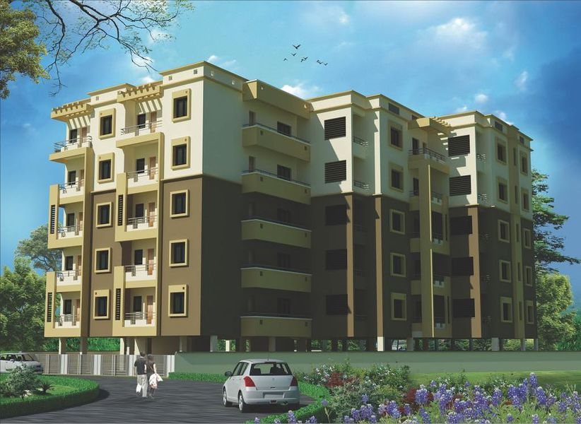BM Bhavisha Park Phase I & II - Elevation Photo