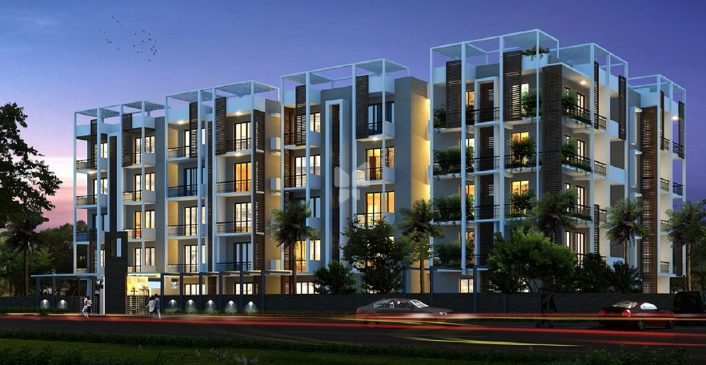 Meenakshi North Avenue - Project Images