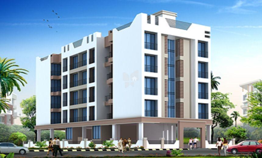 Satyam Samruddhi Apartment - Elevation Photo
